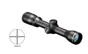 Bushnell Trophy XLT 1.75-4x32 Circle-X Matte Shotgun/Slug Scope