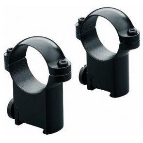 Leupold Rimfire 13mm Ringset 1-inch Gloss - Medium