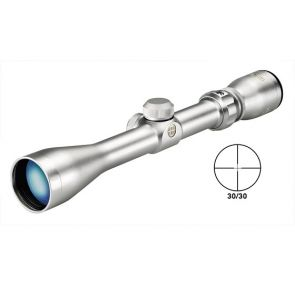 Tasco World Class 3-9x40 30/30 Silver Rifle Scope