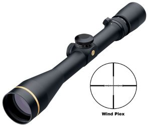 Leupold VX-3i 4.5-14x40 CDS Wind Plex Matte Rifle Scope